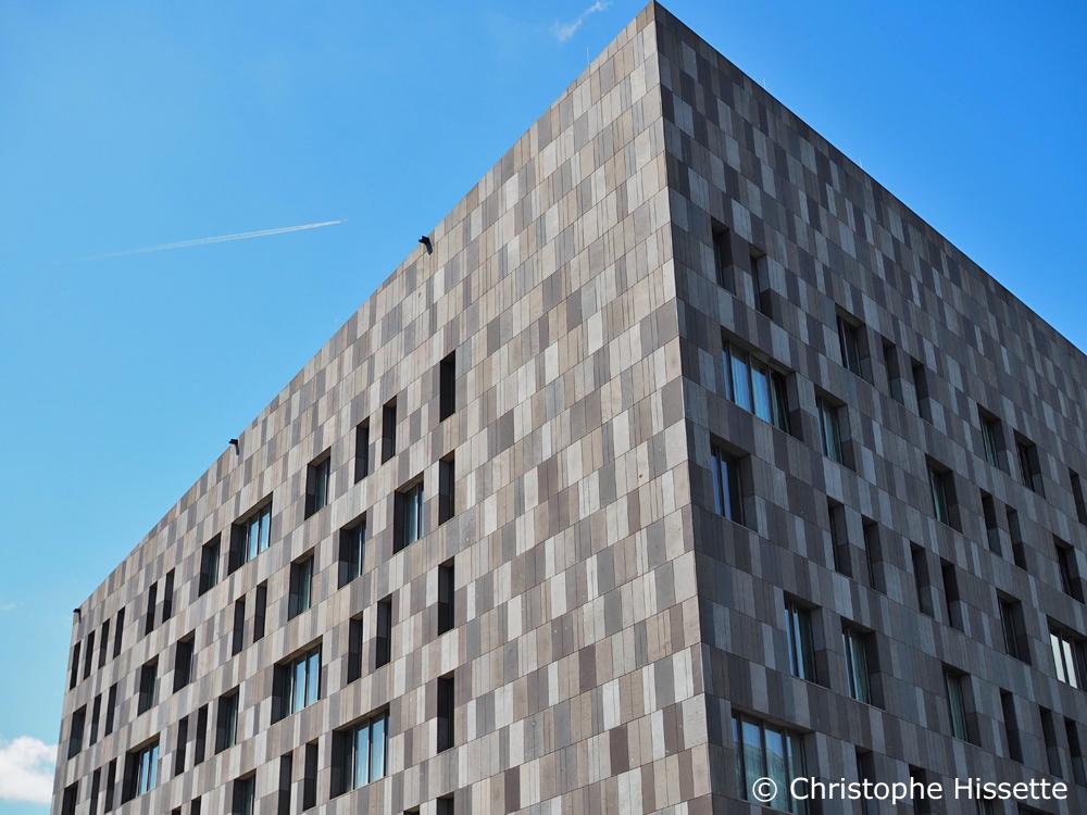 Hôtel Meliá - Architecte Atelier d'architecture et de design Jim Clemes, Kirchberg, Luxembourg-Ville