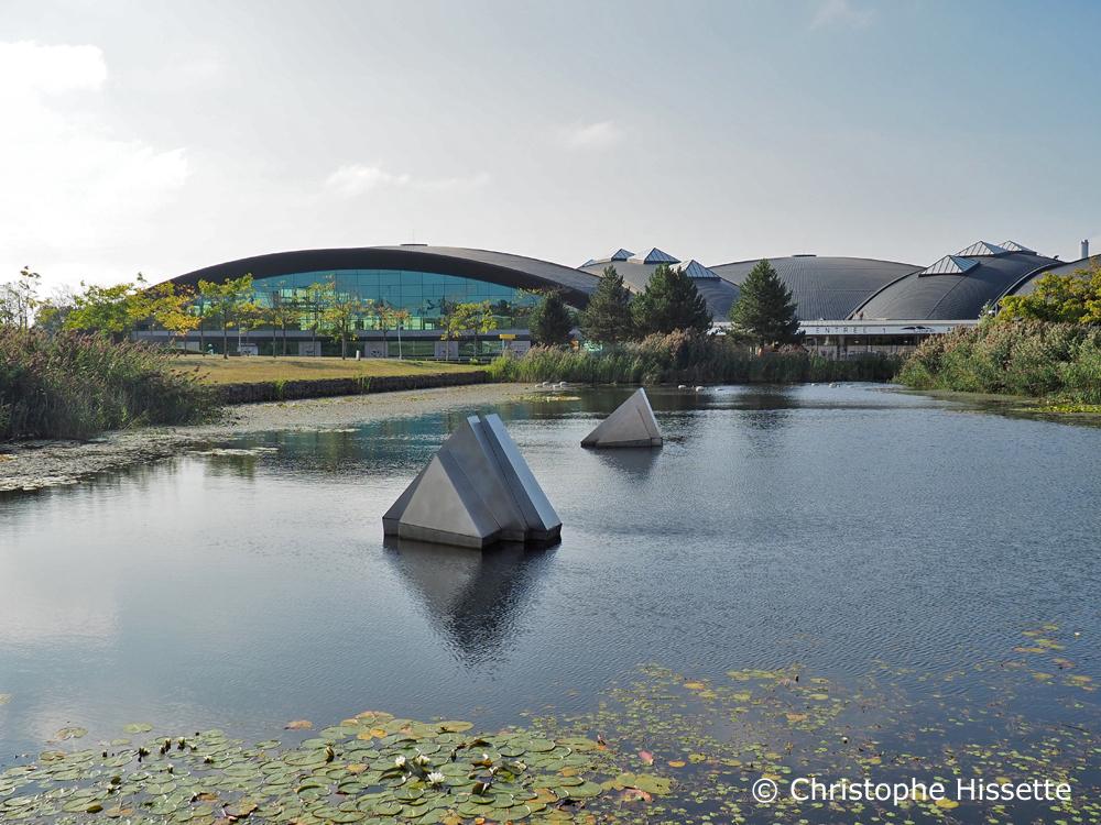 Centre National Sportif et Culturel d'Coque, Kirchberg, Luxembourg-Ville