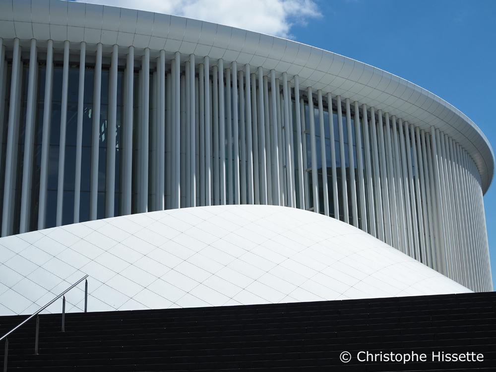 Portfolio Philharmonie de Luxembourg