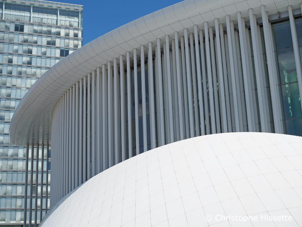 Philharmonie Luxembourg - Architect Christian de Portzamparc, Kirchberg, Luxembourg City