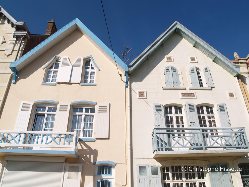 Villa Les Aulnes à Wimereux Côte d'Opale France
