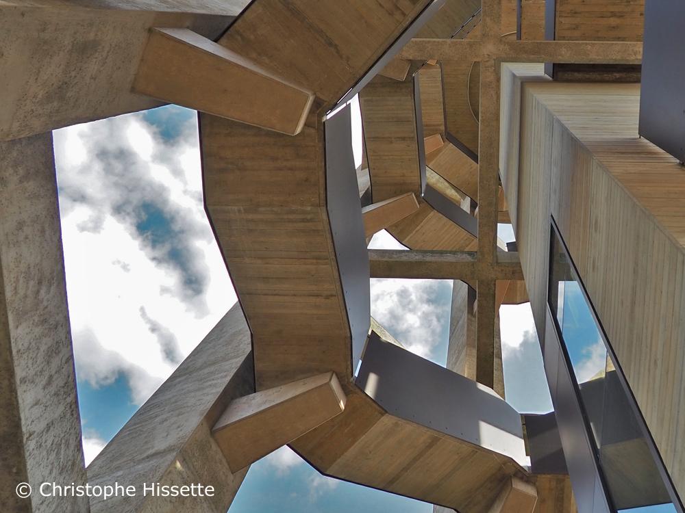 Waassertuerm  - Architects Kaell and Jim Clemes, Dudelange