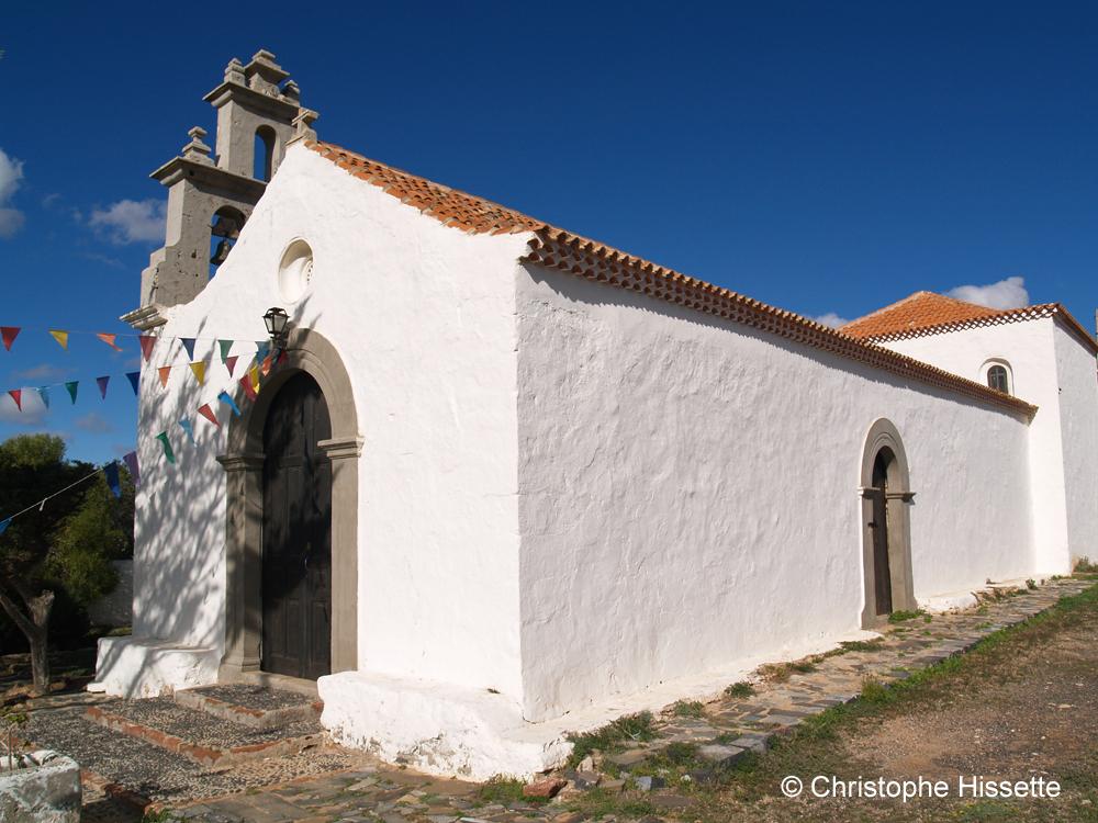 Ermita de San Pedro Alcantara de Ampuyenta, Fuerteventura