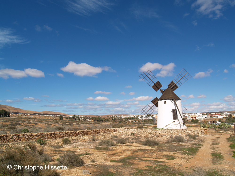 Moulin de Tuineje, Fuerteventura