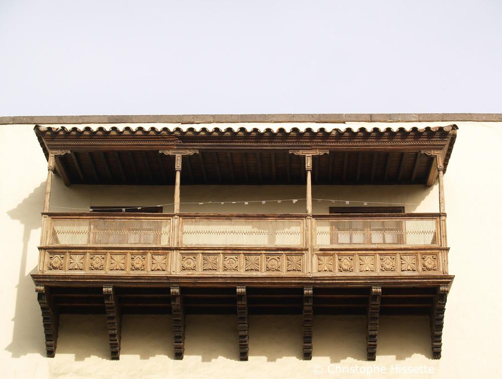 Balcon de la Casa de Colón, Las Palmas de Gran Canaria