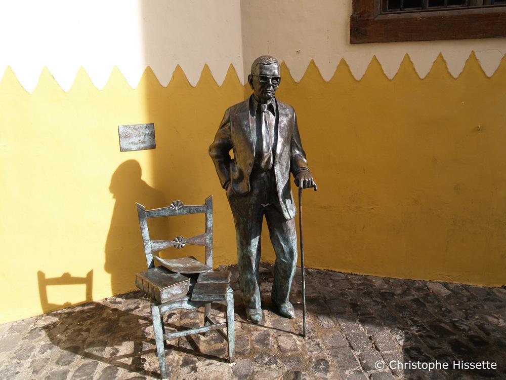 Hommage à Néstor Álamo, Las Palmas de Gran Canaria