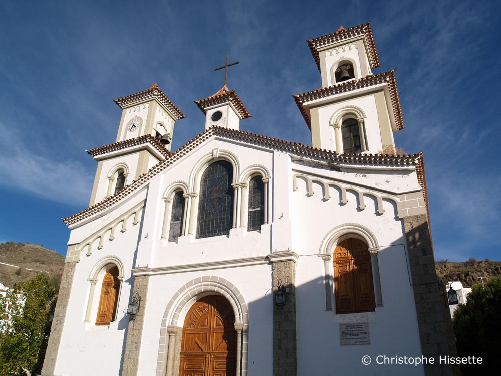 Nuestra Senora del Socorro, Tejeda, Gran Canaria
