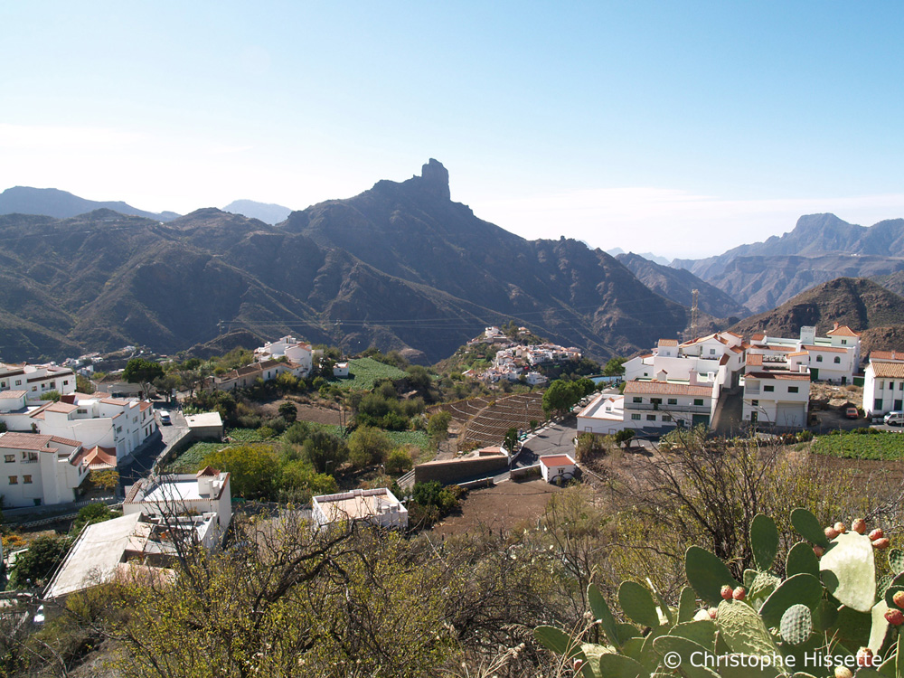 Roque Bentayga, Gran Canaria