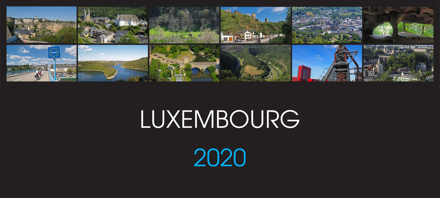 Calendrier Luxembourg 2020