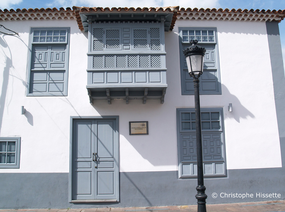 Casa de los Quilla San Sebastian de La Gomera