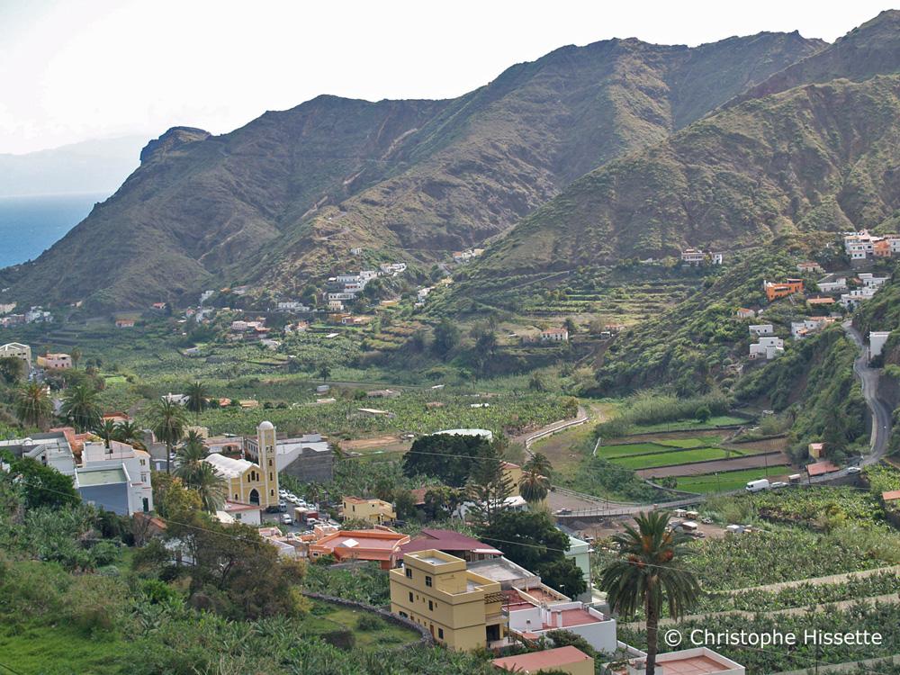 Hermigua La Gomera