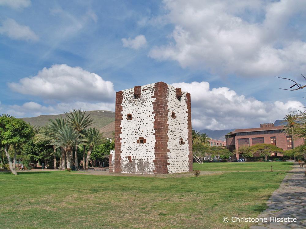 Torre del Conde San Sebastian de La Gomera