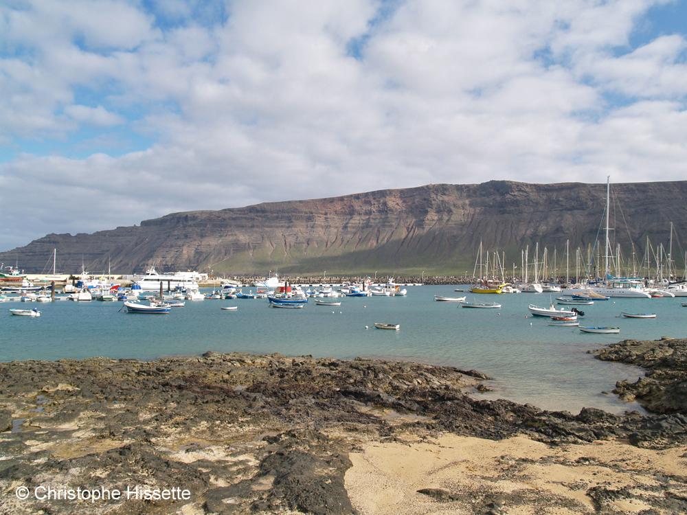 Port de La Graciosa