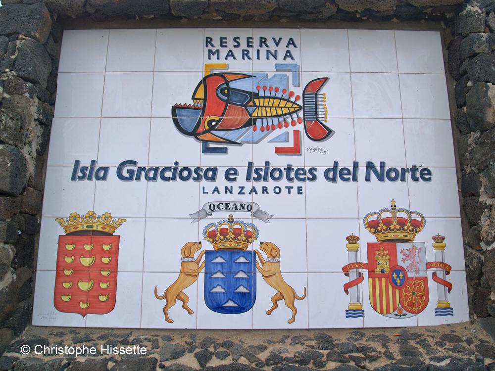 Marine Reserve of La Graciosa and the islets north of Lanzarote
