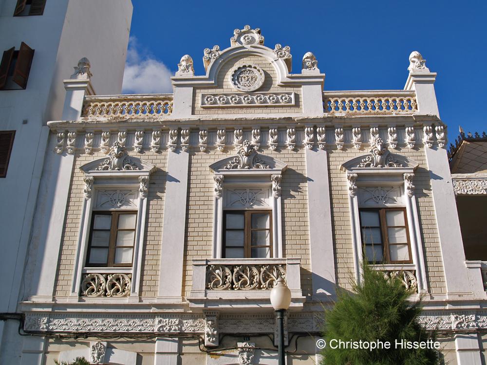 Casa 1917, Avenida Maritima, Arrecife, Lanzarote