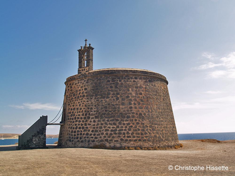Castillo de las coloradas, Playa Blanca, Lanzarote