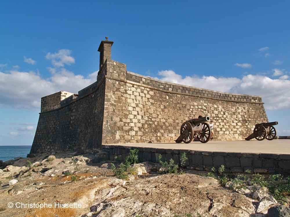 Castillo San Gabriel, Arrecife, Lanzarote