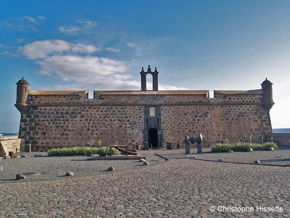 Castillo San José, Arrecife, Lanzarote