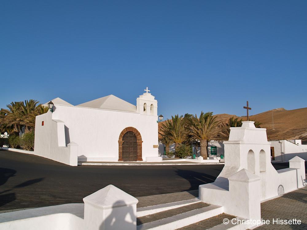 Ermita San Marcial del Rubicón, Femés, Lanzarote