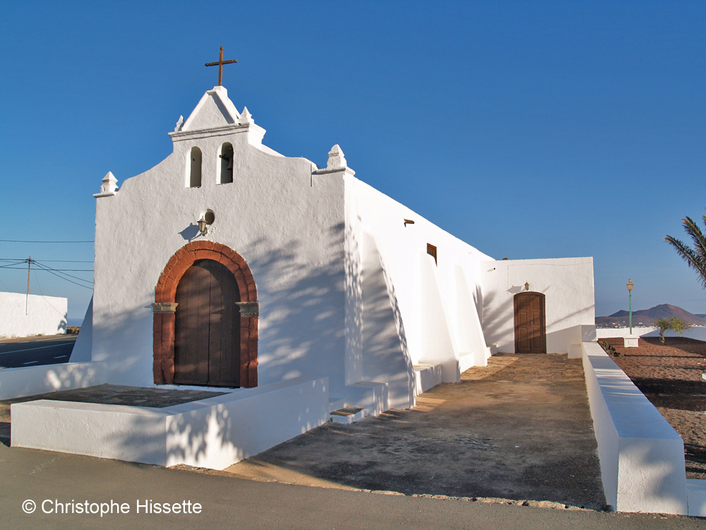 Ermita del Socorro de Tiagua, Lanzarote