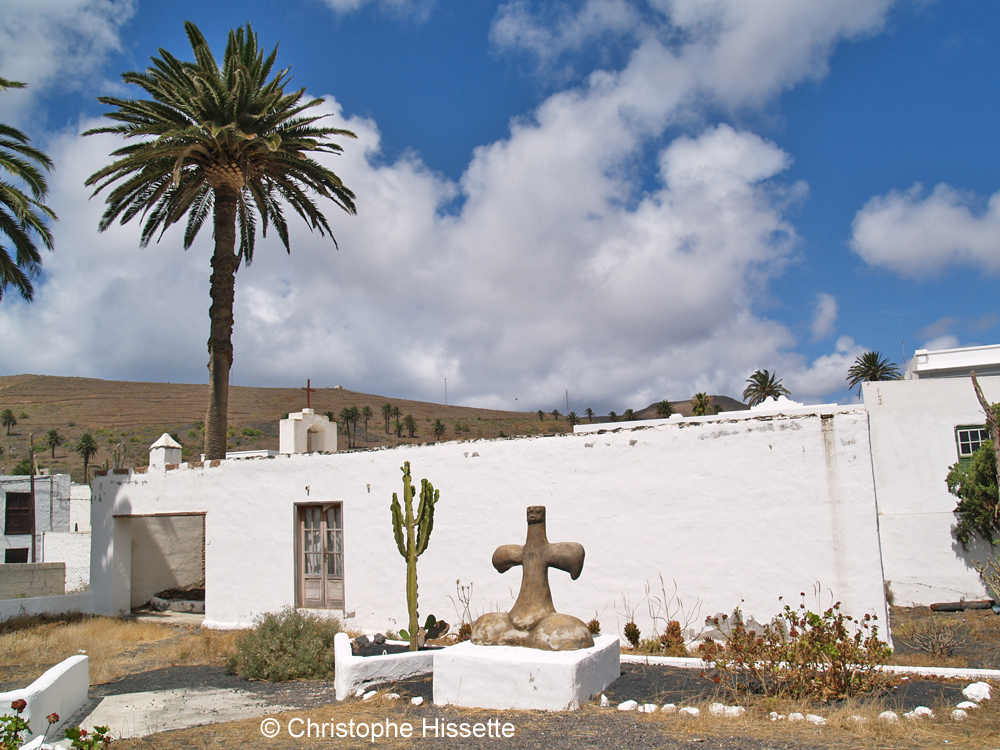 Haria and idol of Tara, Lanzarote