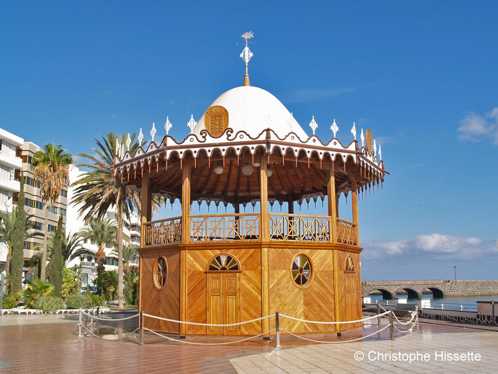 Bandstand, Arrecife, Lanzarote