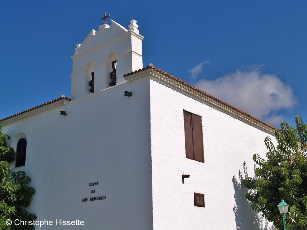 Nuestra Señora de los Remedios, Yaiza, Lanzarote