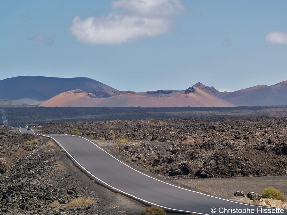 Route du Parc National de Timanfaya, Lanzarote