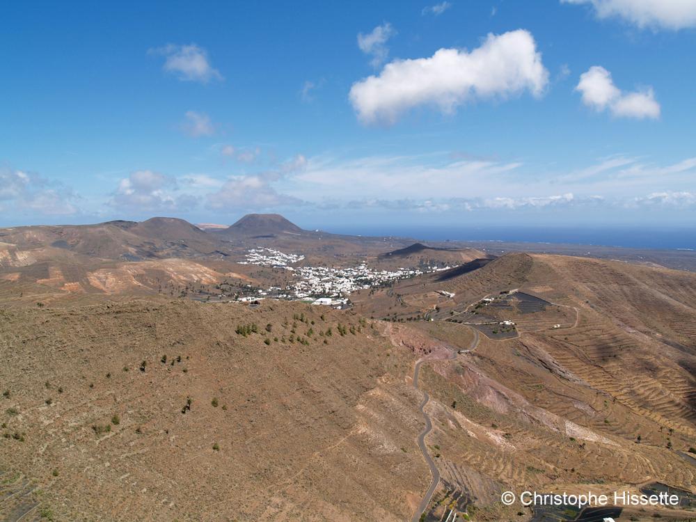 Vallée de Haria, Lanzarote
