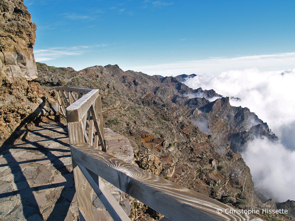 Mirador de los Andenes, Caldera de Taburiente National Park, La Palma