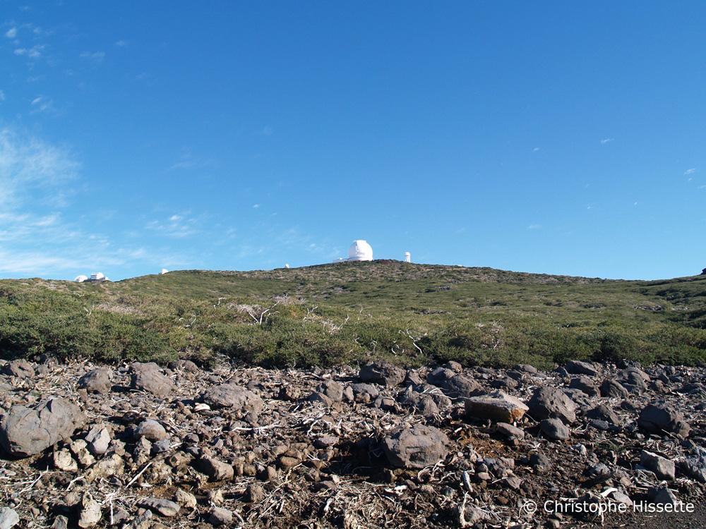 Roque de los Muchachos Observatory, Caldera de Taburiente National Park, La Palma