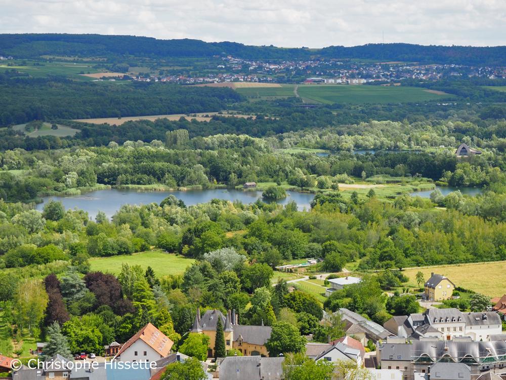 Réserve Naturelle Haff Réimech (Moselle), Luxembourg