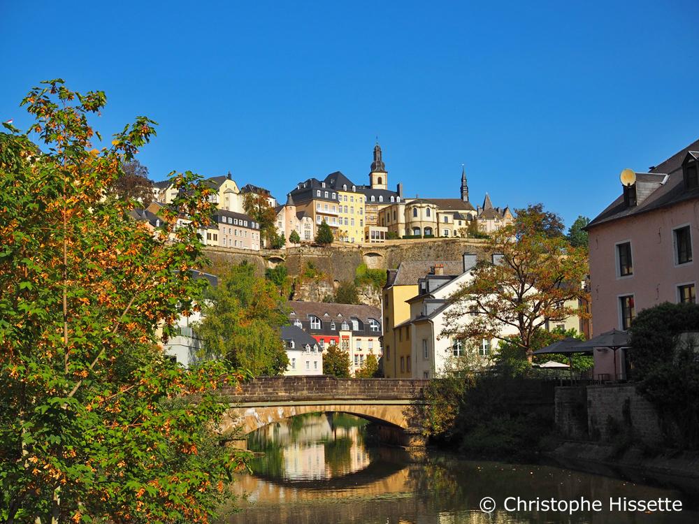 Pont du Grund (Patrimoine Mondial de l'Unesco), Luxembourg-Ville