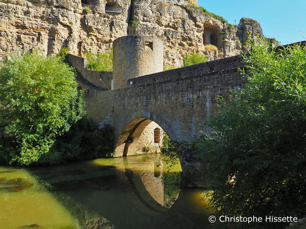 Pont du Stierchen (Patrimoine Mondial de l'Unesco), Luxembourg-Ville