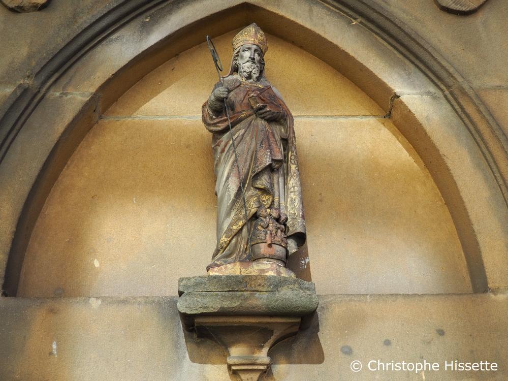 Saint-Nicolas, Eglise Saint-Nicolas, Vianden, Luxembourg