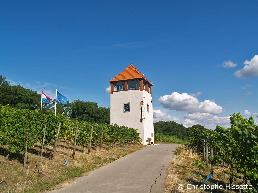 Tour Saint Marc, Markusberg, Schengen, Luxembourg