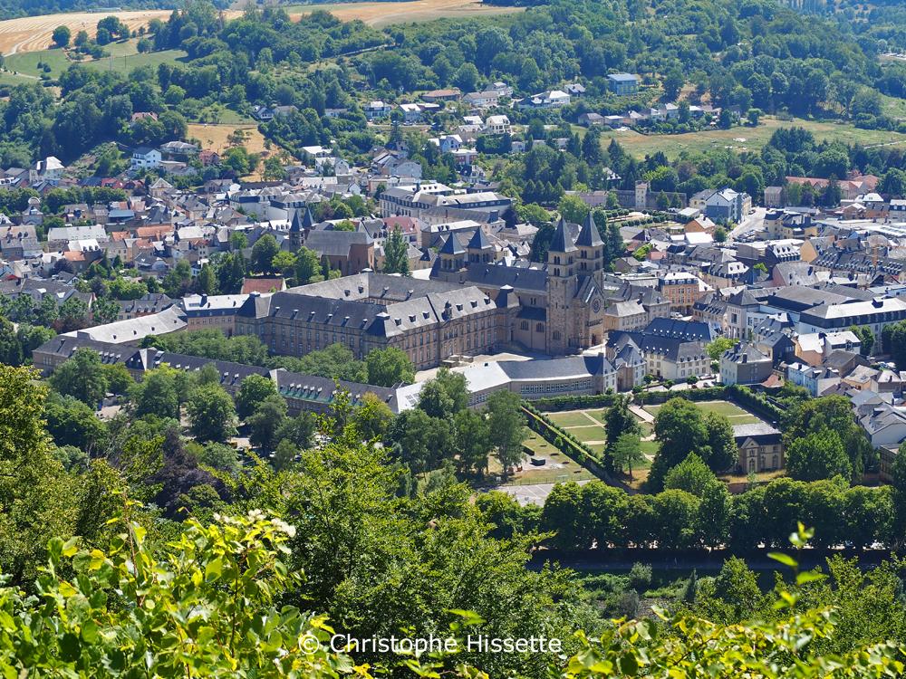 Vue sur Echternach, Luxembourg