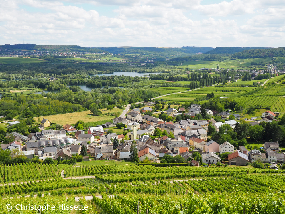 Wintrange (Moselle), Luxembourg