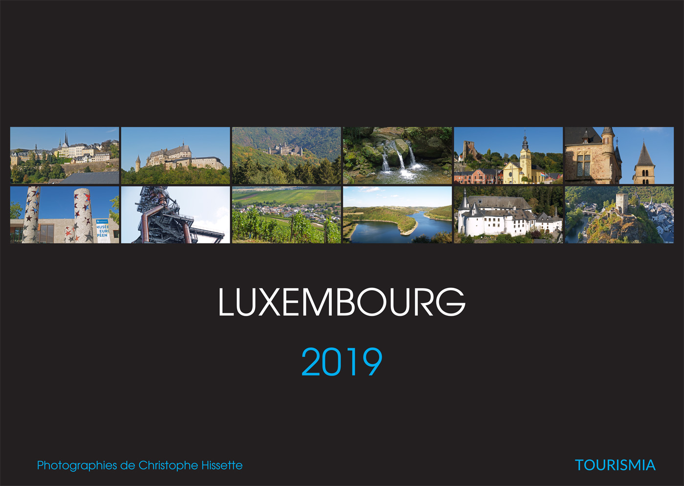 Calendrier Photo Luxembourg 2019