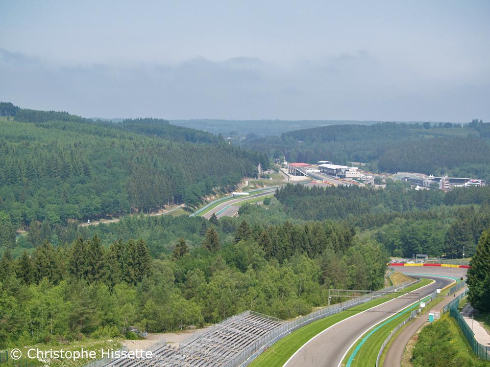 Circuit de Spa-Francorchamps (Belgique)