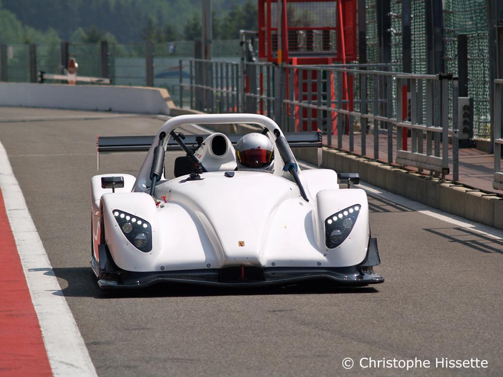 Radical SR3 RSX de retour dans les paddocks