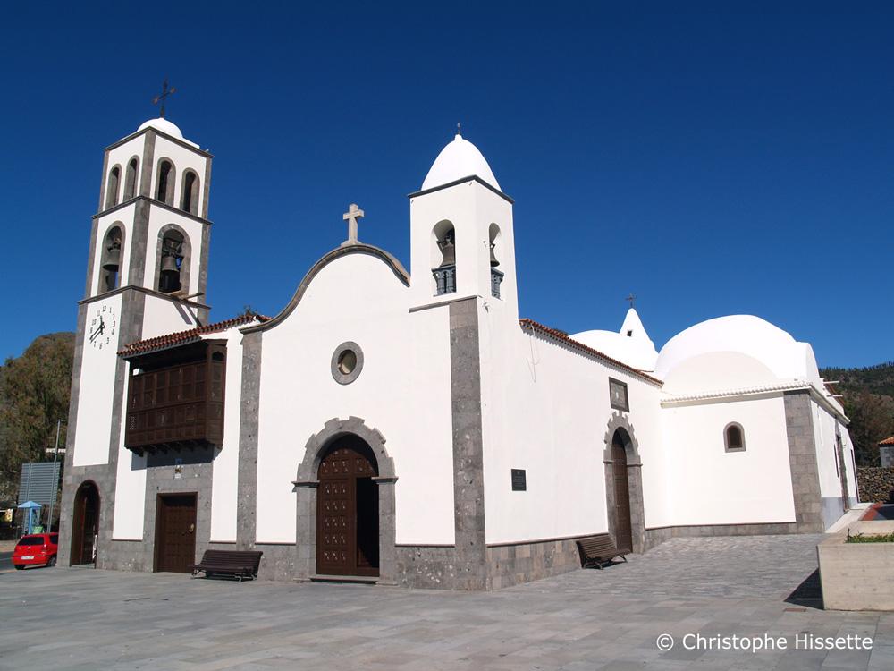 Eglise de San Fernando Rey, Santiago del Teide, Tenerife