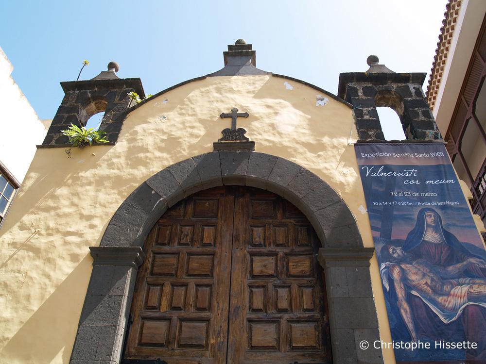 Ermita de San Miguel Arcángel, San Cristóbal de La Laguna, Tenerife