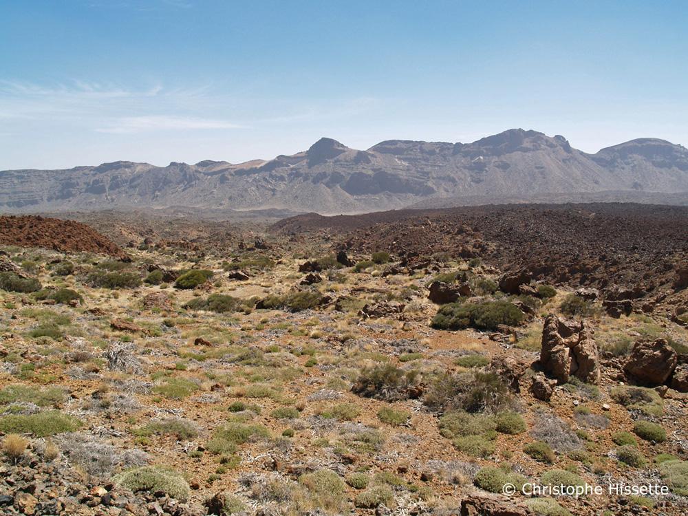 Las Cañadas del Teide, Teide National Park, Tenerife