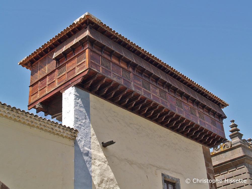 Mirador du Couvent Santa Catalina de Siena, San Cristóbal de La Laguna, Tenerife