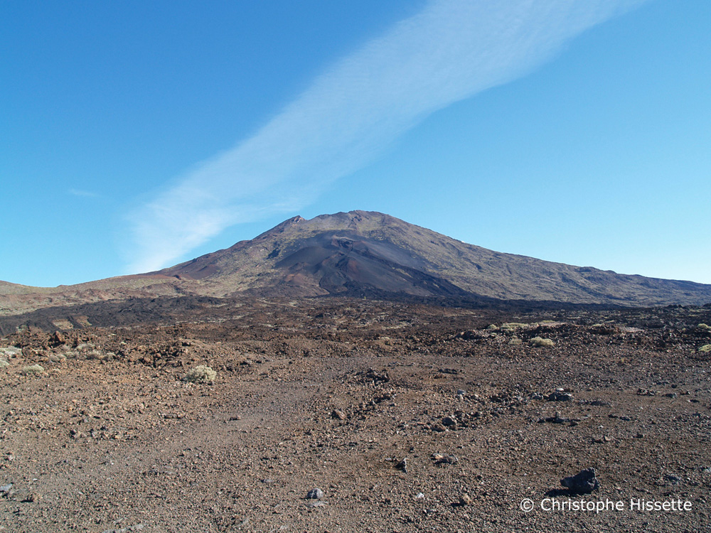Pico Viejo and narices del Teide, Teide National Park, Tenerife