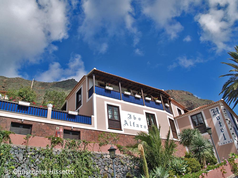 Hôtel Ibo Alfaro