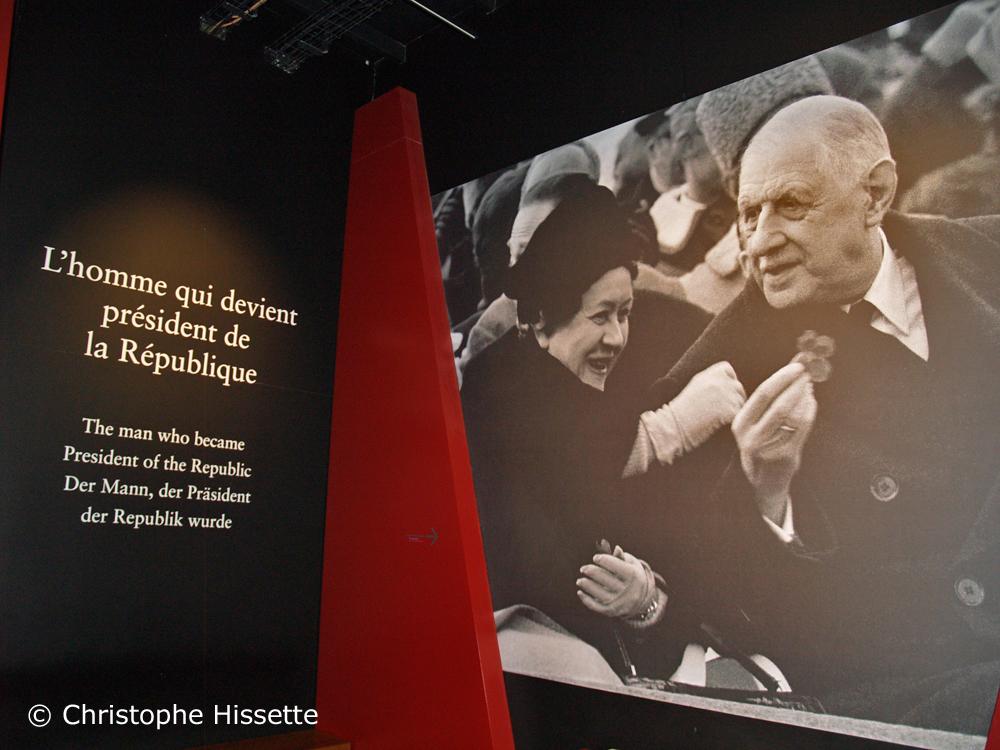 Mémorial Charles de Gaulle, Colombey-les-Deux-Églises (France)